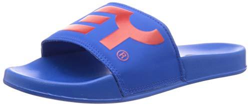 Oakley 2020 B1B Herren Slide Comfort Beach Slip On Sandalen, Blau - Uniform Blau - Größe: 39 1/3 EU