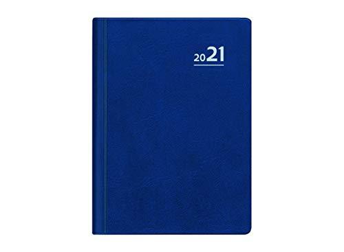 Zettler 640-1001 Taschenkalender, 1 Woche / 2 Seiten, 10 x 14 cm, sortiert