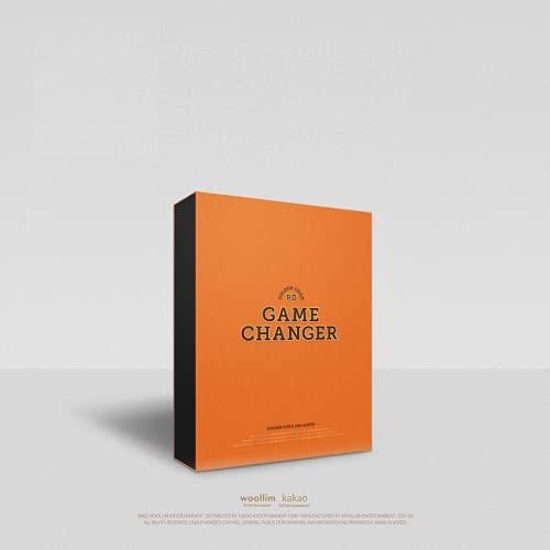 Golden Child - Game Changer (Limited ver.) (2nd Album) Album+BolsVos K-POP Webzine (9p), Decorative Stickers, Photocards
