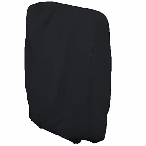 Silvotek Housse Chaise Longue Pliante - Housse transat Pliant avec Un matériau 210D Durable, Imperméable Housse transat Pliable (Taille: 71cm L x 34cm W x 110cm H)
