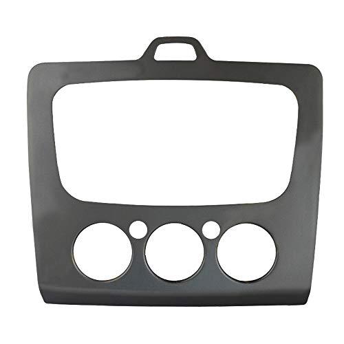 Car stereo Bluetooth For El Capítulo De Doble Din DVD Del Coche For Ford Focus MK2 ~ 2008 Estéreo Fajas De DVD Auto Marco De Moldura Kit De Panel Del Tablero De Instrumentos 2 Din Car Radio 2005 Fasci