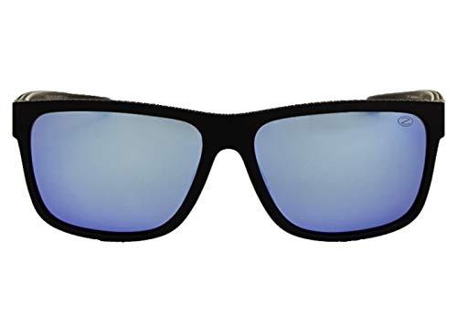Ozzie Sport Sonnenbrille Unisex schwarz / grau braun