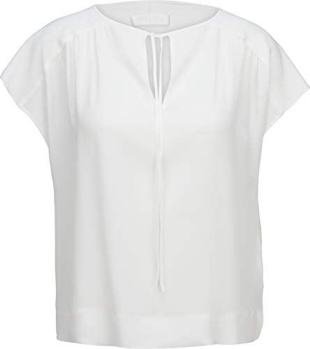 Drykorn Damen Bluse mit Seide in Creme-Weiß 3 / M