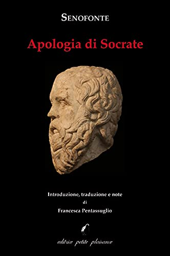 Apologia di Socrate. Testo greco a fronte. Ediz. bilingue