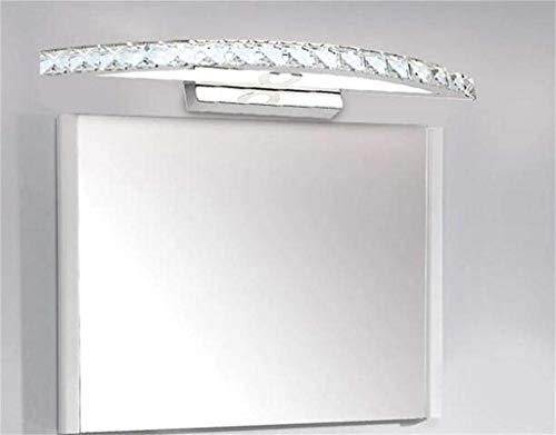 Badkamer Spiegel Lampen- Badkamer Wandlamp Led Wandlamp Moderne Minimalistische Badkamer Vanity Ideeën Slaapkamer Wandlamp Crystal Wandlamp Spiegel Voorlichten -Make-Up Spiegel Koplampen, s