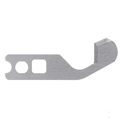 Cuchillo superior para modelos Janome/VIKING SINGER 14N654, accesorios de remalladora de máquina...