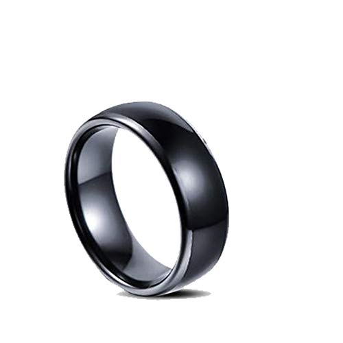 Manage NFC Android Devices and APPs for Men and Women SMARTJEWELS Smart NFC RFID Ring: Door Access 9, Ebony