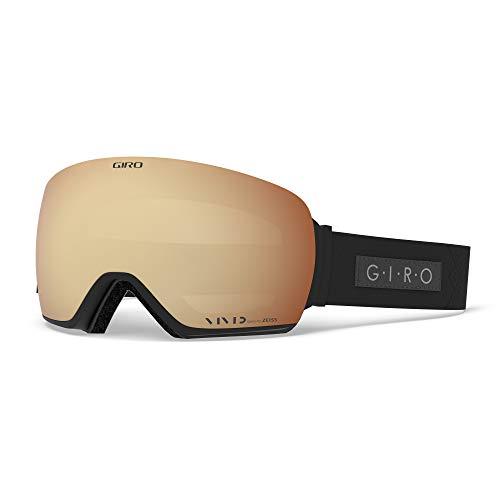 Giro Lusi Womens Snow Goggles Black Velvet Strap