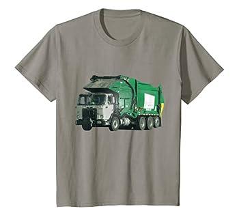 Kids City Trash Truck / Garbage Truck T-Shirt