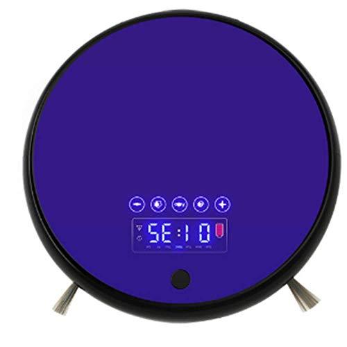 Buy Bargain Lzour Self-Charging Robotic Vacuum Cleaner Anti-Fall Anti-Collision Protection Cleans Ha...