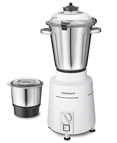 Maharani Commercial Mixer Grinder, 1400 Watts, White