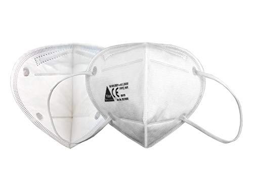 Hase Einweg-Atemschutzmaske Anti-Virus FFP2 NR 10 Stk