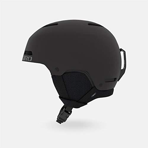 Giro Crue Youth Snow Helmet - Matte Black - Size M