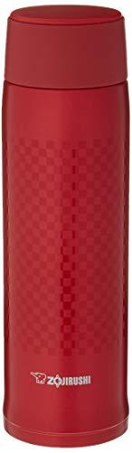 Zojirushi , Stainless Steel Vacuum Insulated Mug, 16-Ounce, Ichimatsu Red