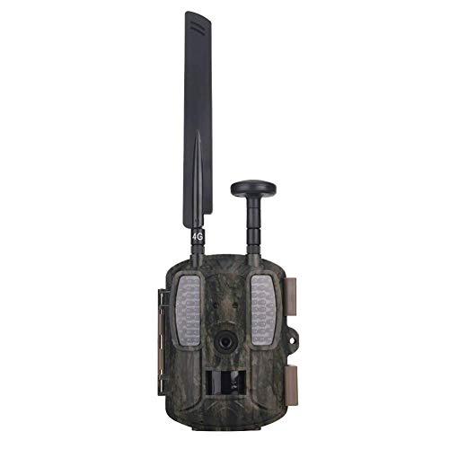 ZGYQGOO Scout Guard Verstecktes Spiel 4G Jagdkamera Spiel Digital Photo Traps Trail Kamera E-Mail mit GPS FTP GPRS Nachtsicht Wild Camera