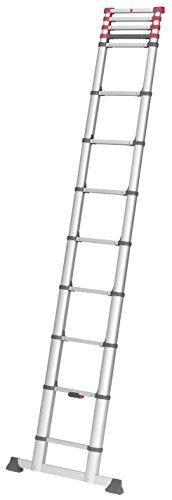 Hailo 9204015542 Flexline Telescopic Fully Adjustable 13 Rung Ladder