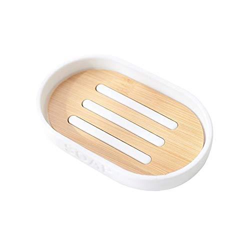 MagiDeal Juego de Accesorios de baño, 6 Piezas (Opcional), dispensador de loción, Soporte de Pasta de Dientes, Cepillo de Inodoro, Soporte para Cepillo de - Plato de jabón