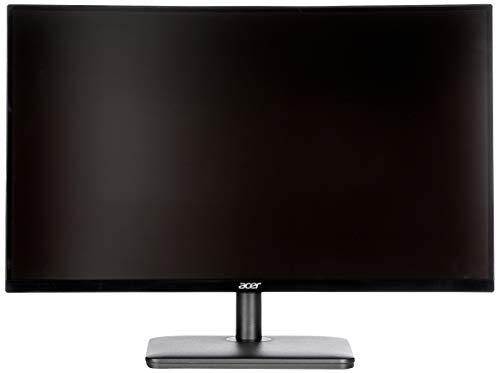 Monitor Acer ED270Xbiipx 69cm (27') Curved 1500R ZeroFrame VA 240Hz FreeSync Premium 1ms(VRB) 250nits LED 2xHDMI DP Audio out EU EMEA MPRII Black
