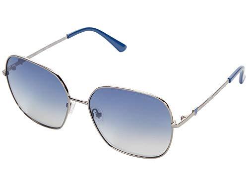 Sunglasses Guess GU 7703 08W Shiny Gunmetal/Gradient Blue