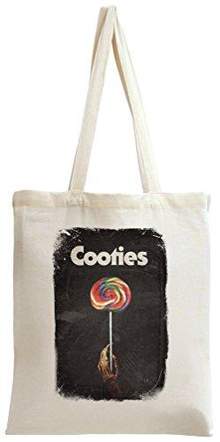 Cooties Sweet Skull Tragetasche