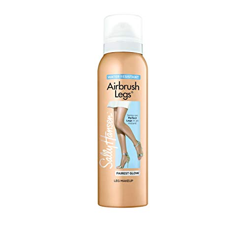 Sally Hansen Airbrush Legs Maquillaje para piernas Spray Tono 001 Muy Claro - 130 ml