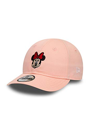 New Era Kids Character Kinder 9Forty Adjustable Cap Minnie Mouse Rosa, Size:Toddler