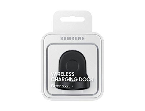 Genuine OEM Original Samsung Wireless Charging Dock Cradle Charger EP-YO600 for Gear Sport (SM-R600)