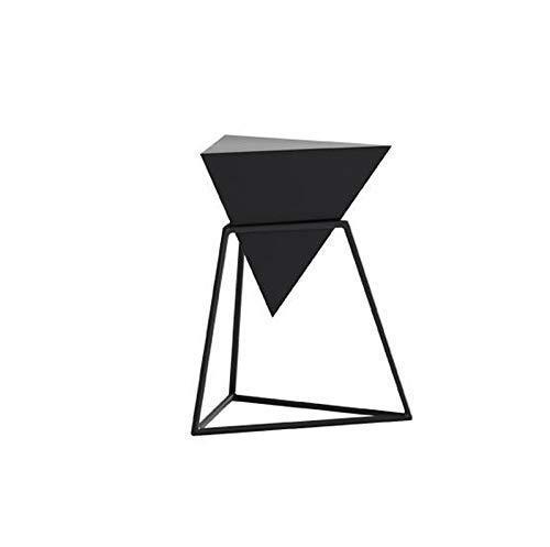 GUONING-L Moderna Minimalista Mesa de sofá de la Esquina gabinete Lateral extraíble nórdica Creativo Mesa pequeña Moderno