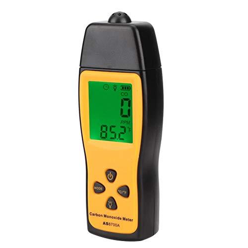 CO Meter, Carbon Monoxide Detectors, Handheld Carbon Monoxide Meter High Precision CO Gas Tester Monitor Detector Gauge