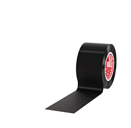 RockTape Kinesiologie-Tape, 5 cm x 5 m, Schwarz