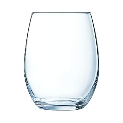 Chef & Sommelier Primary FH36 Lot de 6 verres de 360ml - Sans marque de remplissage