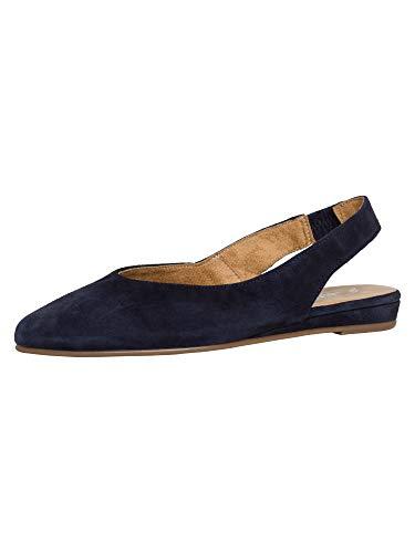 Tamaris 1-1-29406-24, Ballerines Femme, Bleu (Navy...