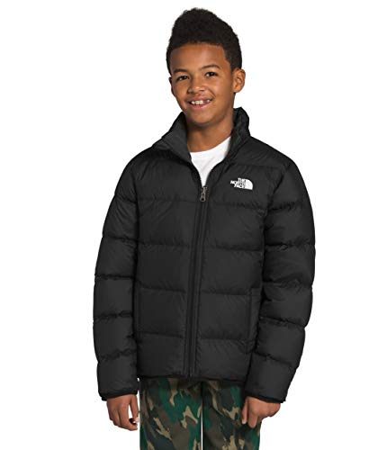 THE NORTH FACE Youth Reversible Andes Jacket XL Black