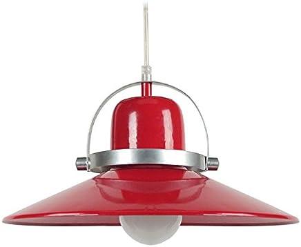 Amazon.es: La lampara roja - Iluminación colgante ...