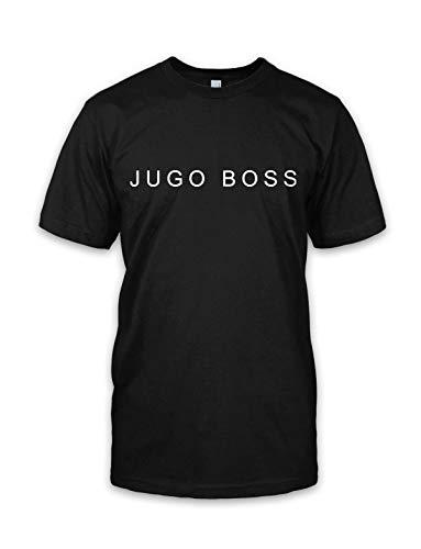 net-shirts Balkan Apparel - Jugo Boss T-Shirt, Größe L, Schwarz