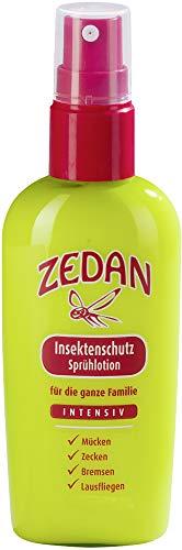 ZEDAN Bio ZEDAN SP INTENSIV die Insektenschutz Sprühlotion 100ml (1 x 100 ml)