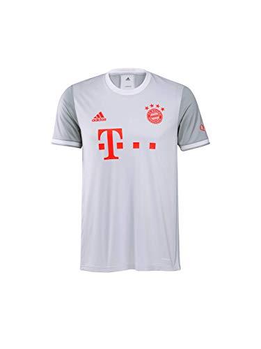 FC Bayern München Kinder Away-Trikot Auswärts Saison 2020/21, Gr. 176, ohne Flock