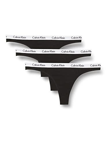 Calvin Klein -   Damen Thong 3pk