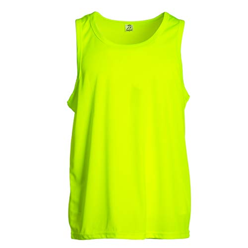 CHEMAGLIETTE! Canotta Sportiva Uomo T-Shirt Smanicata per Running Palestra Sprintex SP103