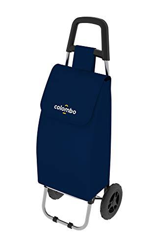 Colombo Einkaufstrolley, universell, Blau