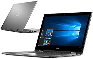 Dell Inspiron 15-5579 2-in-1 Intel UHD Graphic, 15.6 Inches,  Screen Size, Backlit Keyboard) Windows 10, Grey