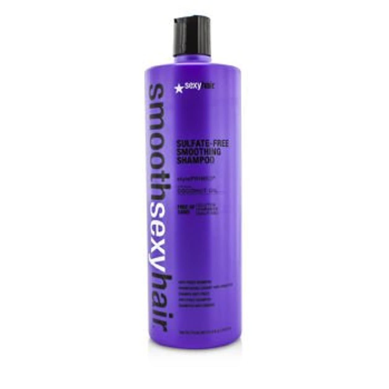 免除するアシュリータファーマン[Sexy Hair Concepts] Smooth Sexy Hair Sulfate-Free Smoothing Shampoo (Anti-Frizz) 1000ml/33.8oz