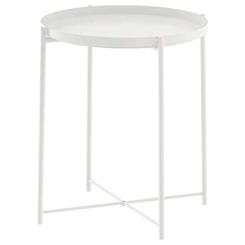 Ikea 703.378.19 Beistelltisch Gladom Metall-Tisch, Nicht Angegeben