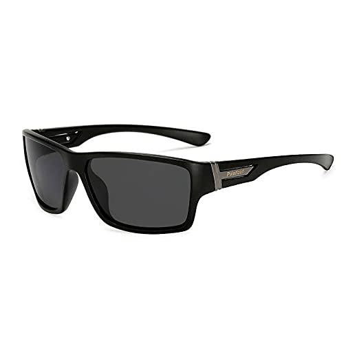 yui Gafas de sol para hombre y mujer, gafas de sol deportivas polarizadas, para hombre y mujer, campanas de lujo baratas Drive, gafas de bloqueo de sol, (lenses color: 1821 c1)