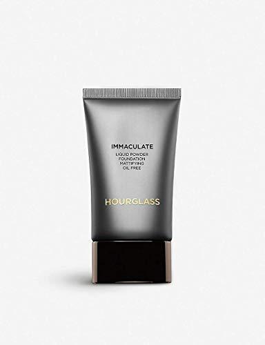Hourglass Immaculate Liquid Powder Foundation Mattifying Oil Free LIGHT BEIGE 1 oz by Hourglass