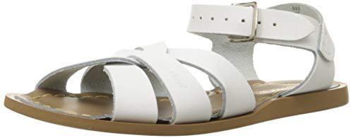 Salt Water Sandals by Hoy Shoe Original Sandal (Toddler/Little Kid/Big Kid/Women's), White, 13 M US Little Kid
