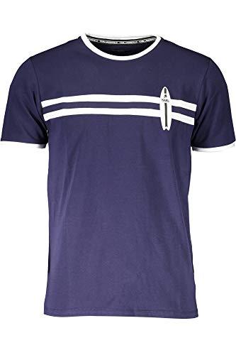 KARL LAGERFELD BEACHWEAR KL19MTS02 T-Shirt mit kurtzen Ärmeln Harren L