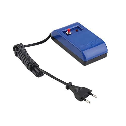 Ballylelly Tragbare Uhrenwerkzeuge Schraubendreher und Pinzette Entmagnetisierer Elektrisches Entmagnetisieren Reparaturwerkzeug