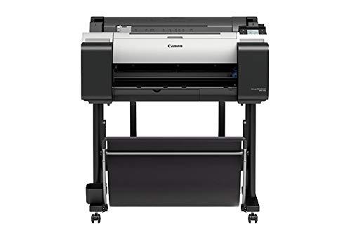 Canon imagePROGRAF TM-200 - Impresora de gran formato (2400 x 1200 DPI, Inyección de tinta térmica, HP-GL/2,HP-RTL, Negro, Cian, Magenta, Negro mate, Amarillo, PF-06, A1 (594 x 841 mm))
