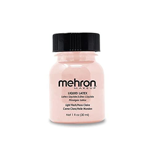 Mehron Liquid Latex 117 (1 Oz, Soft Beige)